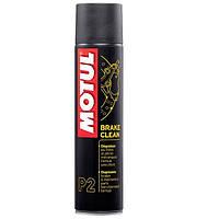 Многофункциональный очиститель MOTUL P2 Brake Clean 400мл. 102989/817916