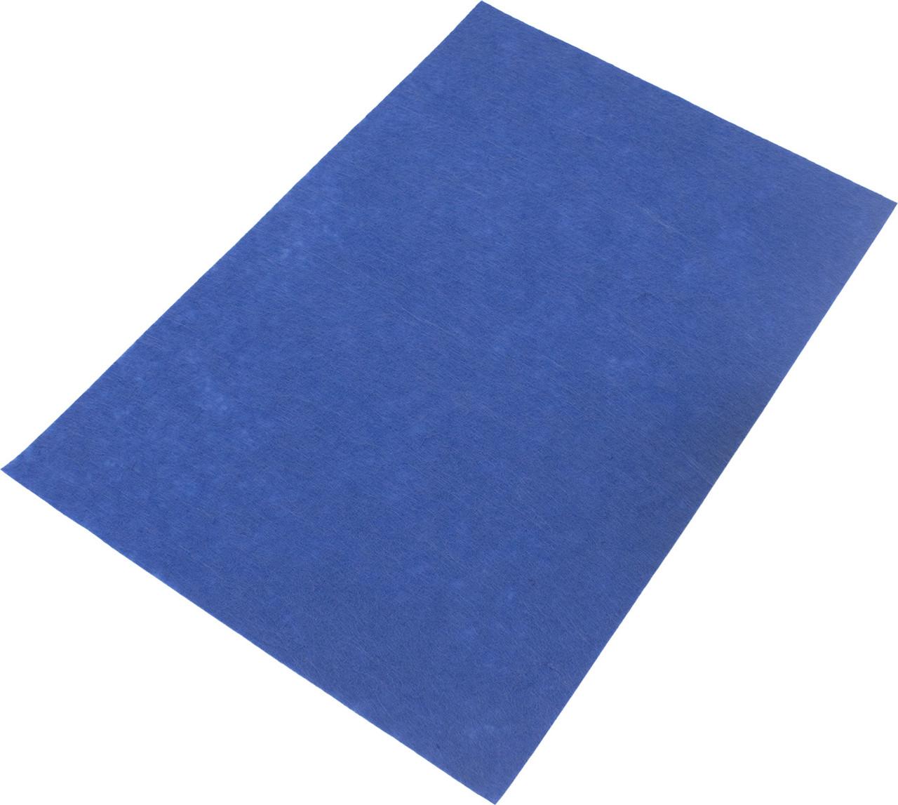 """Фетр А4 """"J. Otten"""" Hard темно-блакитний 1,2 мм №HQ170-019(10)"""