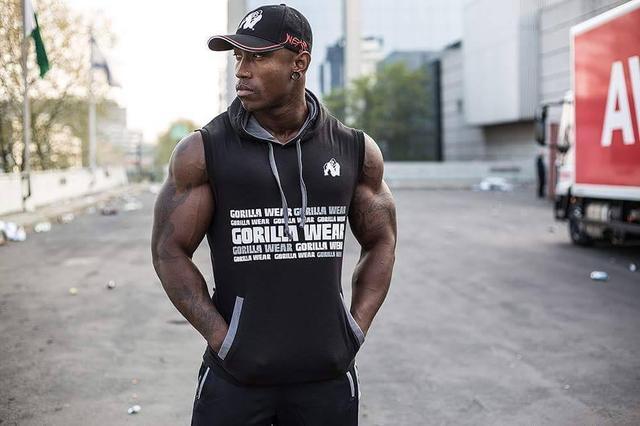 Безрукавка Gorilla Wear