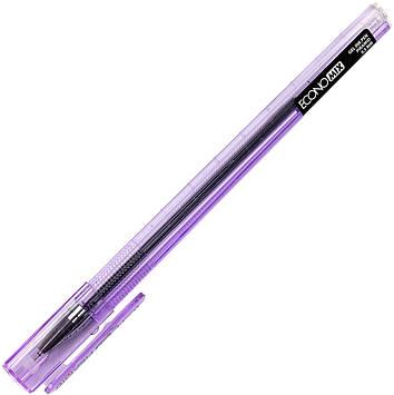 """Ручка гел. """"Economix"""" №E11913-12 Piramid 0,5мм фіолетова(12)(144)(1296)"""