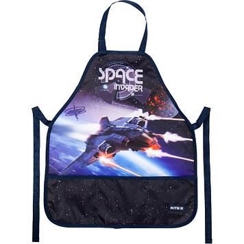 """Фартух для творч. """"Kite"""" №K19-161-7 Space trip"""