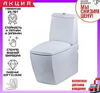 Унитаз напольный с бачком Devit Country 3010125 с сиденьем soft-close