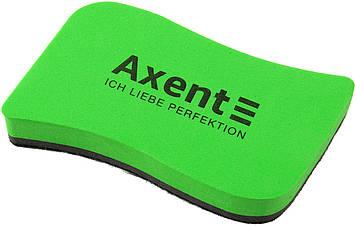 "Губка для дошки ""Axent"" Wave зелена №9804-05(12)"