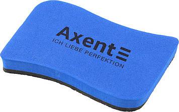 """Губка для дошки """"Axent"""" Wave синя №9804-02(12)"""