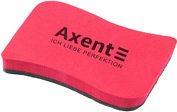 """Губка для дошки """"Axent"""" Wave червона №9804-04(12)"""