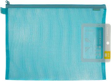 """Папка """"Axent"""" №1440-07 Travel A4 на блиск. блакитна(6)"""