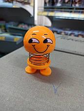 Игрушка фигурка на пружине, фото 3