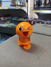 Игрушка фигурка на пружине, фото 2