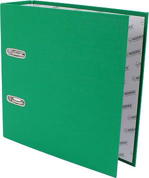 "Папка-реєстратор A5 ""Norma"" 7см №5304 (зелена)"