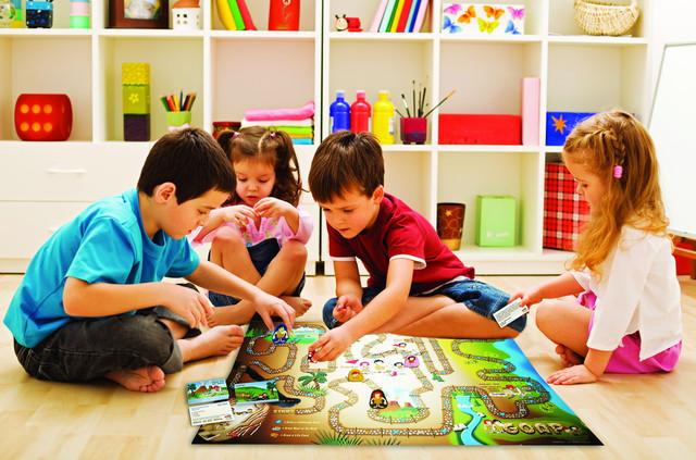 Настільні та розвиваючі ігри