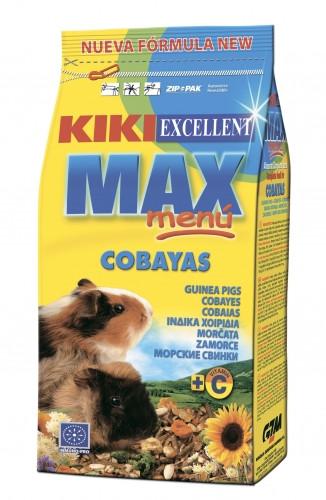 Корм для морских свинок KIKI MAX MENU 1 КГ
