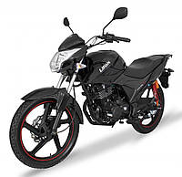 Мотоцикл Lifan LF150-2E Чорний глянцевий Black Pearl, фото 1