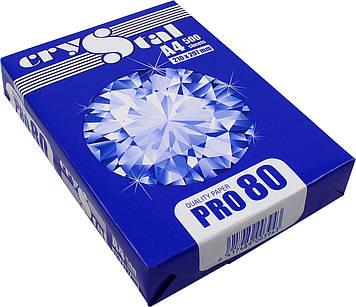 "Папір для ксер. A4 Ф ""Crystal Pro"" 80г/м2 C (500арк)(5)(240)"