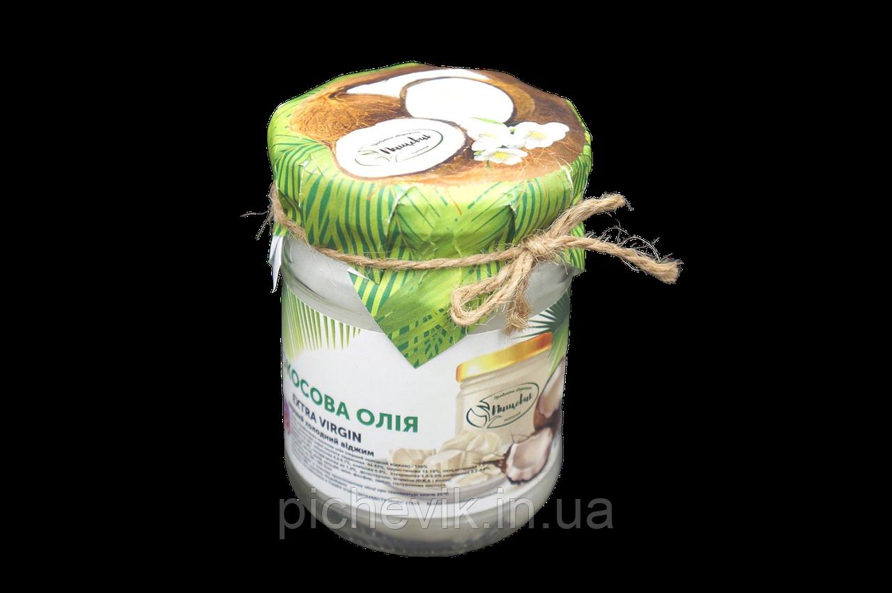 Кокосовое масло extra virgin.сыродавленное. Первый холодный отжим. (Индонезия). обьем: 900мл.