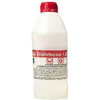 Антисептик для кожи Disinfector Дезинфектор 1 литр