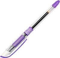 """Ручка кульк. """"Flair"""" Big Writer фіолет.1139 0,7мм (10)(100)(120)(1200)"""