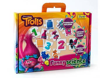 """Набір для творч. """"1В"""" """"Funny science"""" №953062 Trols(8)"""