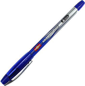 """Ручка кульк. """"Unimax"""" №UX-114-02 Ultraglide 1мм синя(12)(120)"""