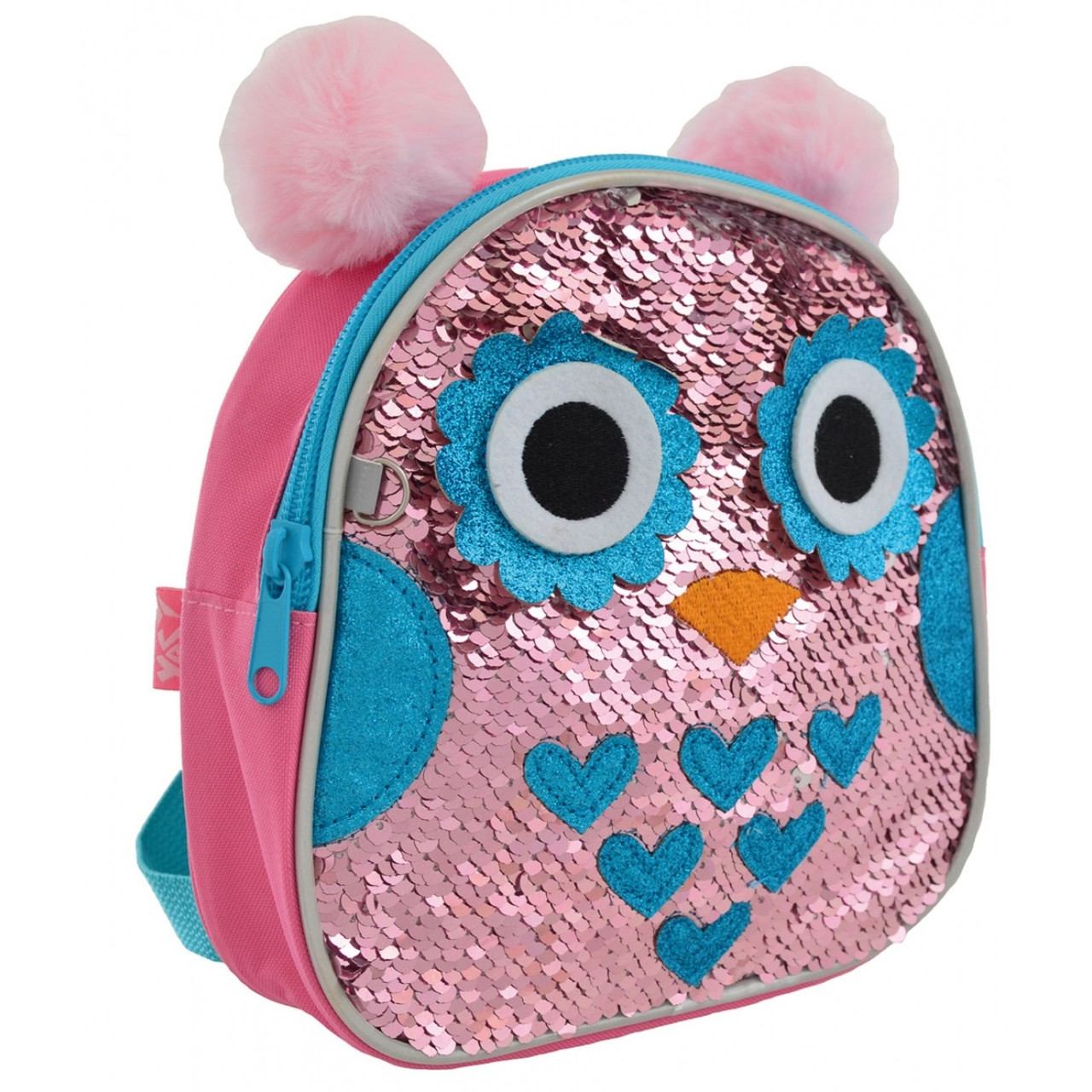 """Рюкзак дошкільн. """"Yes"""" Owl 1від. №K-25/556505"""