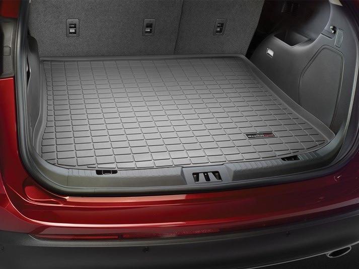 Ковер резиновый WeatherTech Ford Edge 16+ в багажник черный