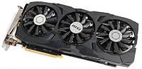 MSI PCI-Ex GeForce GTX 1070 Duke 8GB GDDR5 (256bit) (DVI, HDMI, 3 x DisplayPort) (GTX 1070 DUKE 8G)
