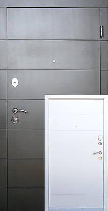 Металлические входные двери Редфорт (Redfort)  Элегант в квартиру, фото 2
