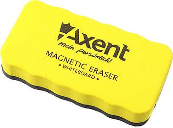 """Губка для дошки """"Axent"""" №9802 асорті малий.(12)"""