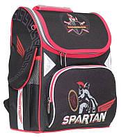 """Ранець каркасний """"Classic Case"""" Spartan 300D PL ,1від.,3карм.,34x27x14см №9930/Class/(4)"""