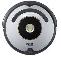 Робот-пылесос iRobot Roomba 616 (Black/Grey) R61604, фото 1
