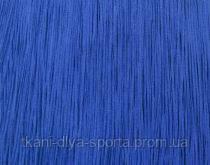 Бахрома стрейч Chrisanne синий электрик 15 см (blueberry)