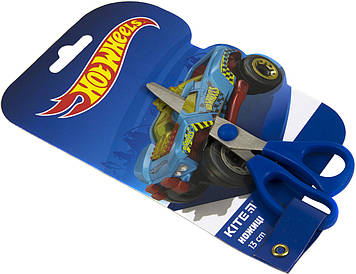 "Ножиці дит. ""Kite"" №HW19-122 Hot Wheels 13см (12)(240)"