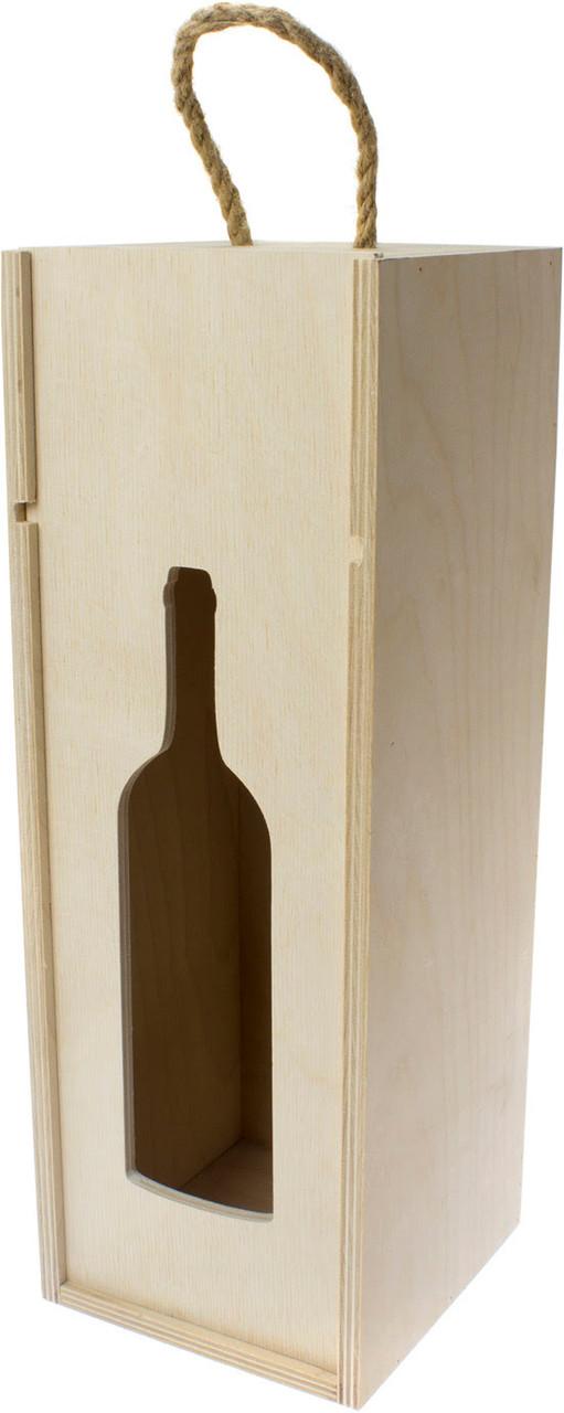 Ящик для вина/шампанського дерев. №1928