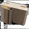 Двері Корфад Classico CL-08 зі штапіком в кольорі горіх, дуб грей, білений дуб, дуб марсала, дуб браш, эшвайт, фото 5