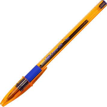"""Ручка кульк. """"Bic"""" №811926/9028 Оранж гріп 3км сіня(20)(1000)"""