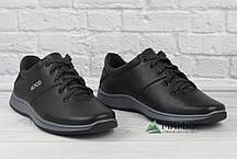 Кросівки чоловічі чорні 40р, фото 2