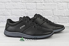 Кросівки чоловічі чорні 40р, фото 3