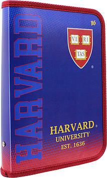 """Папка для зош. B5 """"Yes"""" №491365 """"Harvard"""" на блиск. пласт.(12)"""
