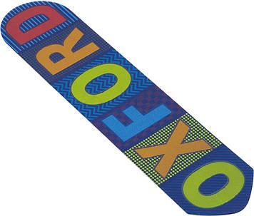 """Закладка пласт. """"Yes"""" №706930 2D Oxford(100)"""