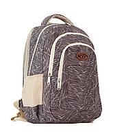 """Рюкзак """"Safari"""" Basic 900D PL,3від.,42х27х19см №1837"""