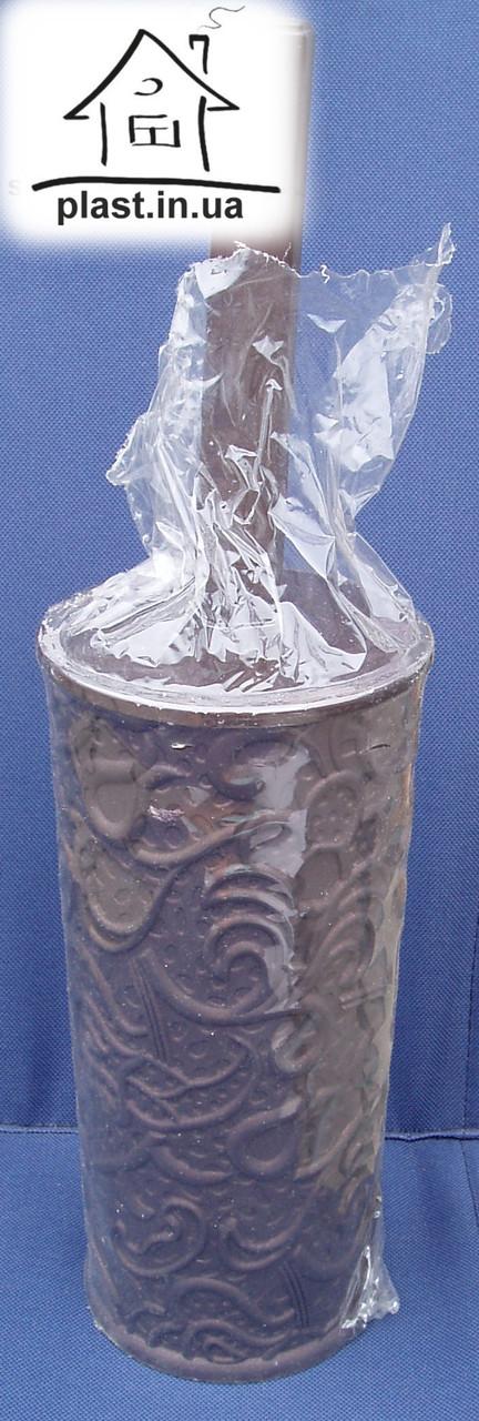 Ершик для унитаза с подставкой Elif Plastik E032