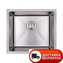 Кухонная мойка под столешницу Imperial D4843 Handmade 2.7/1.0 mm