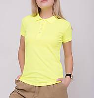 Женская футболка Поло 42-48 размера, фото 1