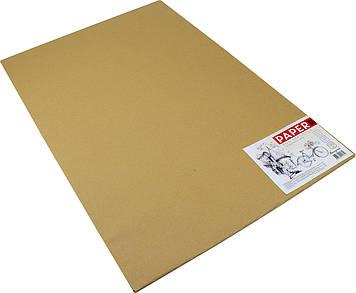 Папір для ескізів А1 594х836 (20арк./190) №1610/Мандарін/