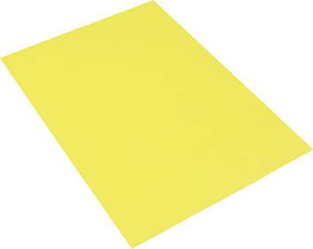 Папір кольор. А4 80г/м паст. Spectra Сolor Yellow 160 (жовт.)(100)