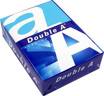 """Папір для ксер. A5 """"Double A"""" 80г/м2 А (500арк)(10)(600)"""