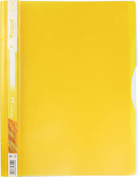 "Папка-швидкозш. ""Axent"" №1312-08 A4 5від.,жовта(1)(60)"