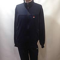 Мужской весенний спортивный костюм в стиле Reebok (большой размер) р  56, 60