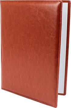 "Папка A4 ""До підпису"" Nebraska коричнева №O36030-07/Optima/(15)"