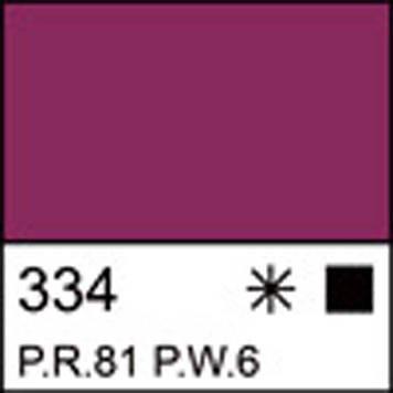 "Фарба акрилова ""Ладога"" 46мл рожева темна №351405 ЗХК"