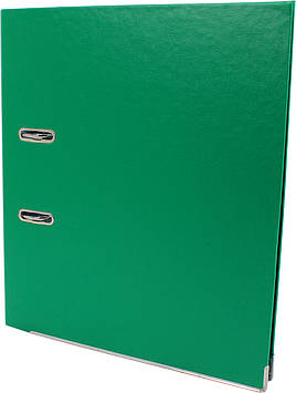 "Папка-реєстратор A4 ""Economix"" 5см №E39720*-04 (зелена) зібраний(10)"